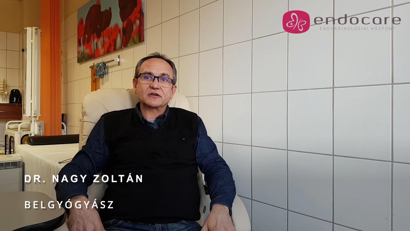 Dr. Nagy Zoltán covid oltás koronavírus oltás vakcina vélemény endocare intézet